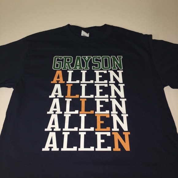 promo code 51911 03aa0 Utah Jazz Grayson Allen Shirt